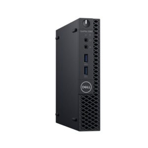 Dell Optiplex 3060 Micro i3 8100 Linux Side