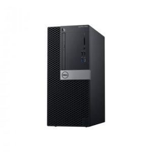 Dell Optiplex 5060 SFF i7 8700 2TB HDD+128GB SSD Side