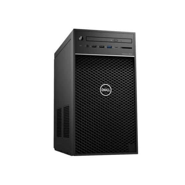 Dell Precision 3630 MT Xeon E-2147G 2TB HDD Side