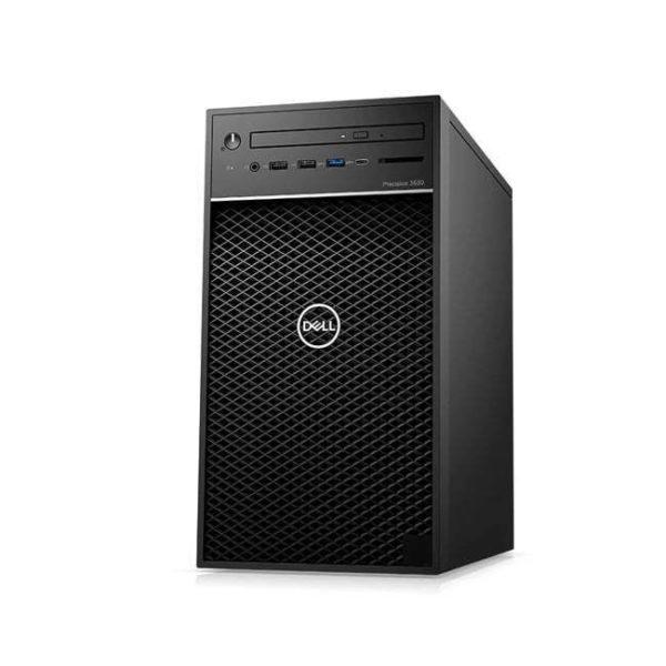 Dell Precision 3630MT Xeon E-2147G 16GB 2TB HDD Other Side