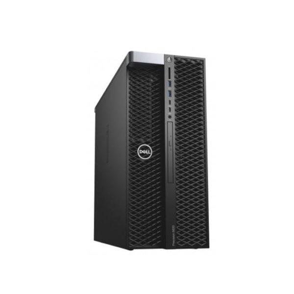 Dell Precision T5820MT Xeon W-2123 8x2GB Side