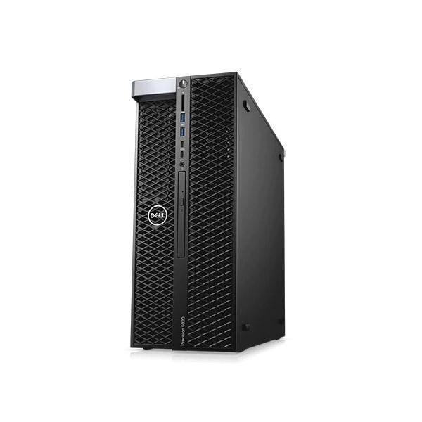 Dell Precision T5820MT Xeon W-2125 512GB SSD Other Side