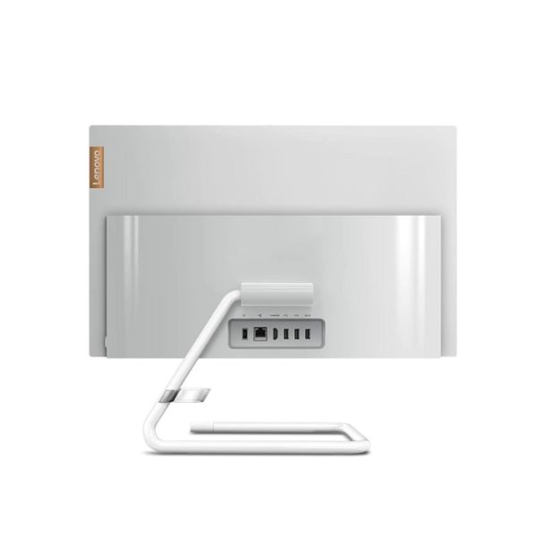 Lenovo All in One 340 F0EB00-0PiD White Ports