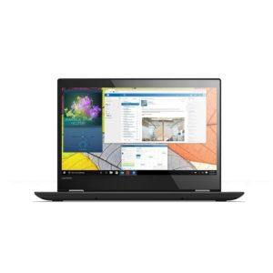 Lenovo Ideapad Yoga 520 81C800-QMiD Black Front