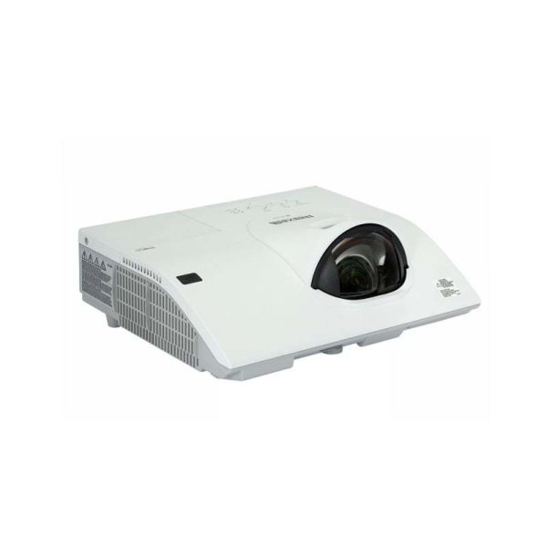 Maxell MC-CW301WN Super Short Throw Projector Side