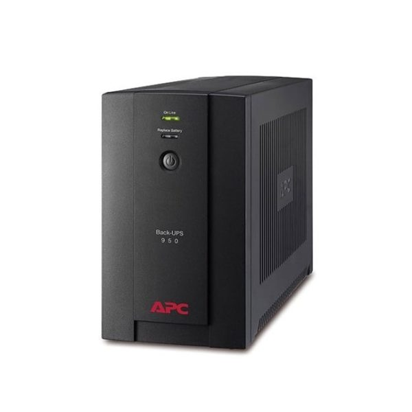 APC BX950U-MS Back-UPS 950VA Side