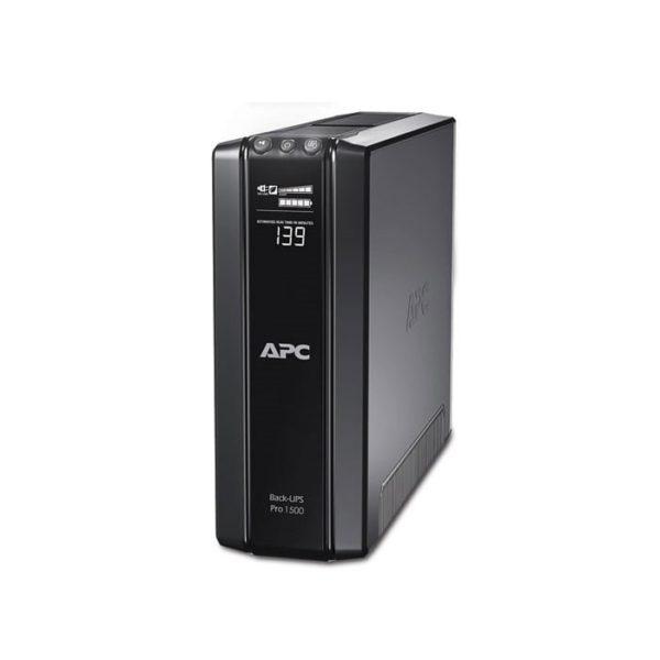 APC Back-UPS BR1500GI Side