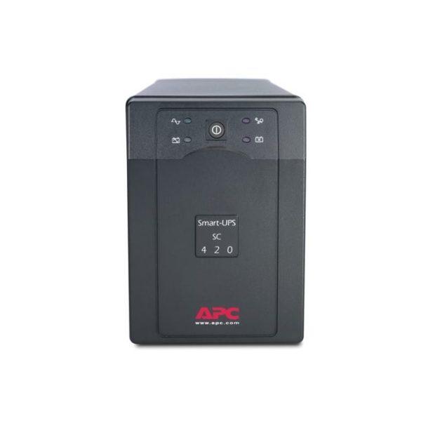 APC Back-UPS SC420I Front