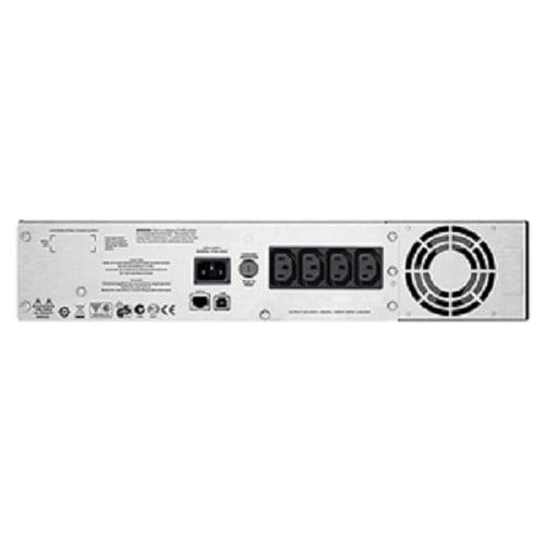 APC SMC1500I-2U SMART-UPS Rear