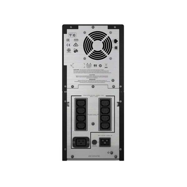 APC SMC3000I Smart-UPS Rear
