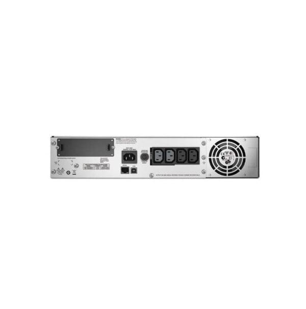 APC SMT1000RMI2U Smart-UPS 1000VA Rear
