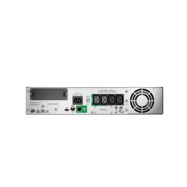 APC SMT1500RMI2UC Smart-UPS Rear
