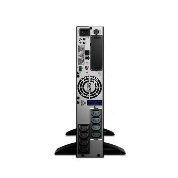 APC SMX1000i Smart UPS Rear