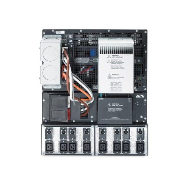 APC Smart-UPS On-Line SURT15KRMXLI Rear