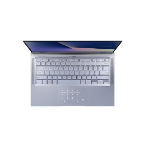 Asus Zenbook UM431DA-AM501T Silver Blue Top