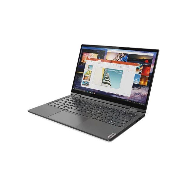 Lenovo Yoga C640 81UE00-0NiD Iron Grey Side