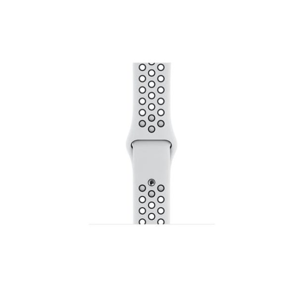 Apple Watch Nike S5 40mm Silver Platinum Black Band MX3R2IDA Band