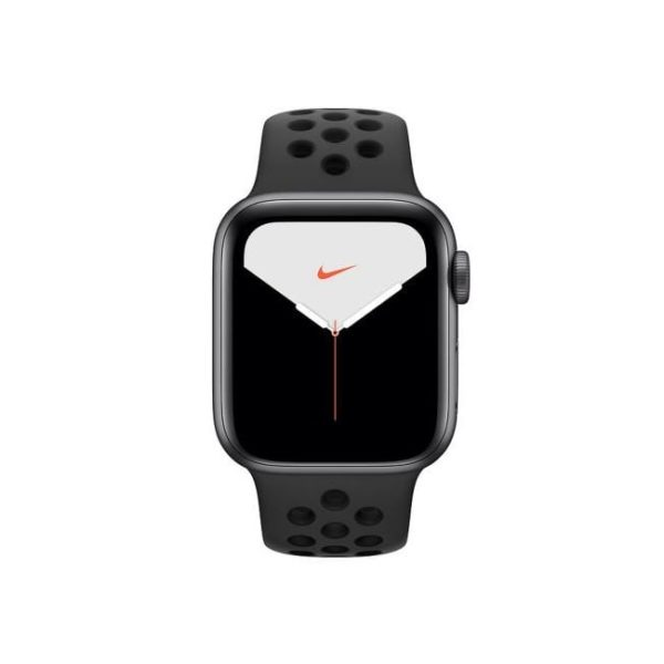 Apple Watch Nike S5 40mm Space Grey Anthracite Band MX3T2IDA Front