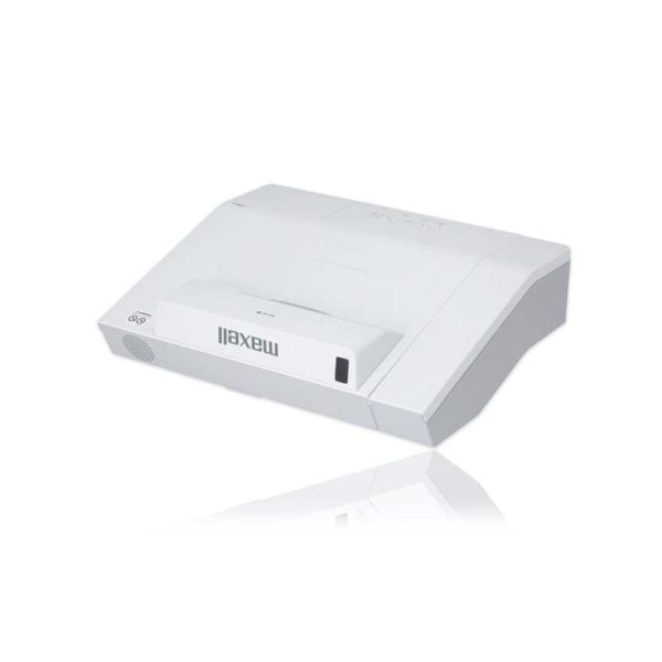 Maxell MC-TW3506 Interactive Ultra Short Throw Projector Side