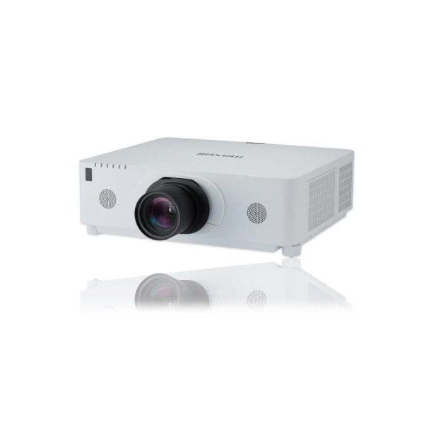 Maxell MC-WU8701W Multi Purpose Projector Side