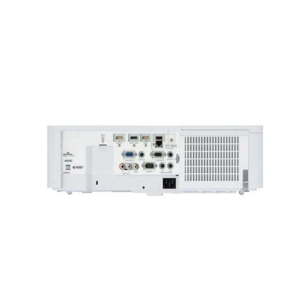 Maxell MC-WX5501 Multi Purpose Projector Rear