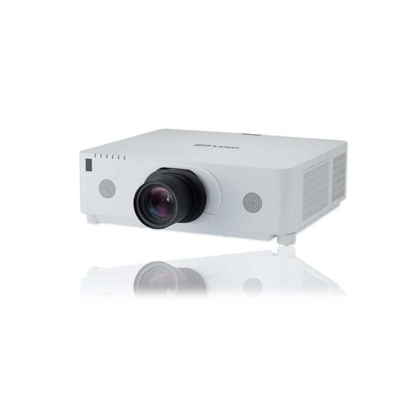 Maxell MC-WX8751W Multi Purpose Projector Side