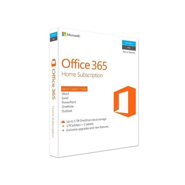 Microsoft Office 365 Home 6GQ-00968