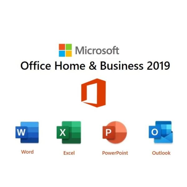 Microsoft Office Home & Business 2019 Medialess