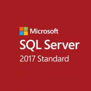 Microsoft SQL Server Standard Edition 2017 English DVD