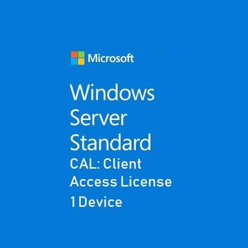 Microsoft Server Standard CAL 1 Device