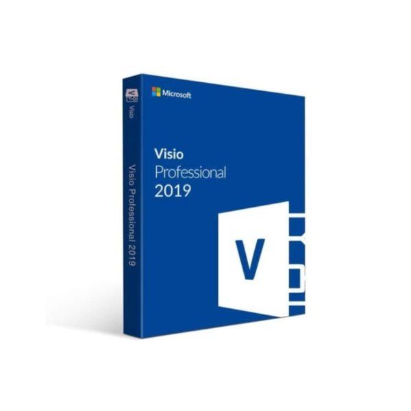 Microsoft Visio Professional 2019 English