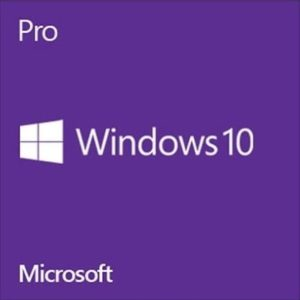 Windows 10 Pro 64 Bit English Intl DSP OEM DVD