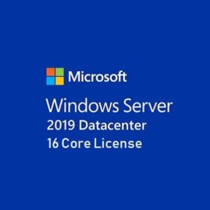 Windows Server Datacenter 2019 64 Bit English OEM DVD 16 Core