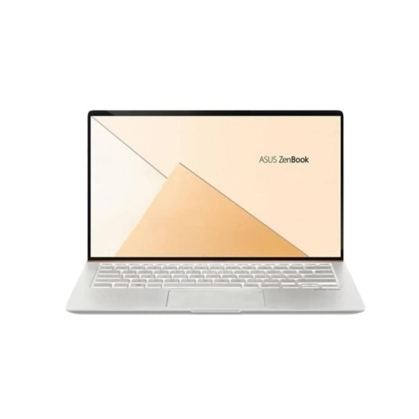 Asus Zenbook Pro UX533FD-A7602T Icicle Silver Front