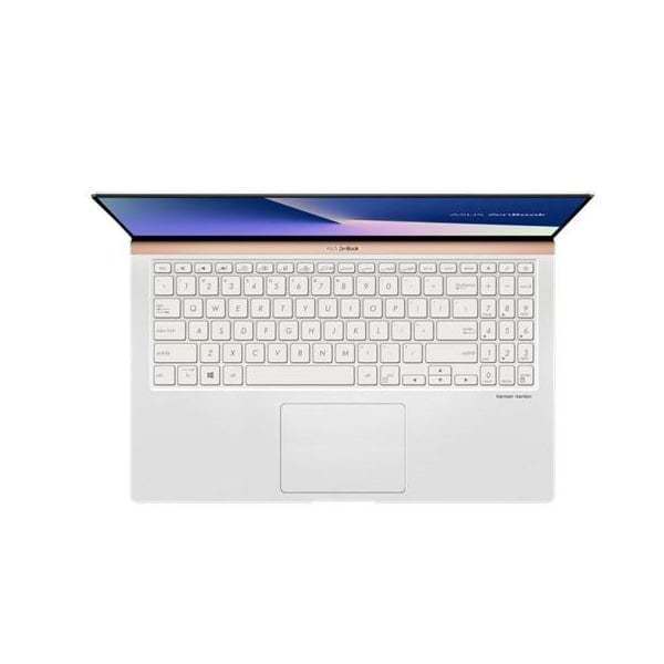 Asus Zenbook Pro UX533FD-A7602T Icicle Silver Top