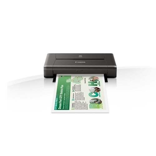 Canon Inkjet PIXMA iP110 Printer Front Other