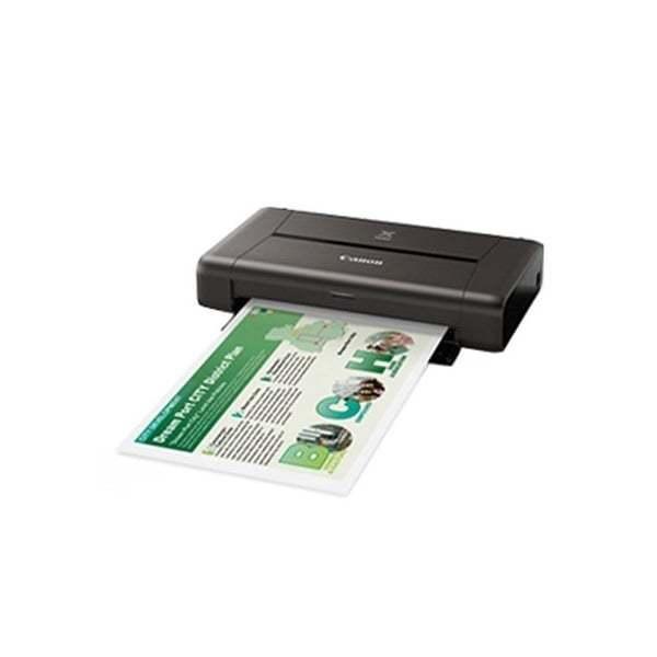 Canon Inkjet PIXMA iP110B Printer (3)
