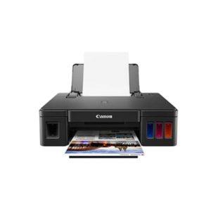 Canon PIXMA G1010 Ink Efficient Printer Front