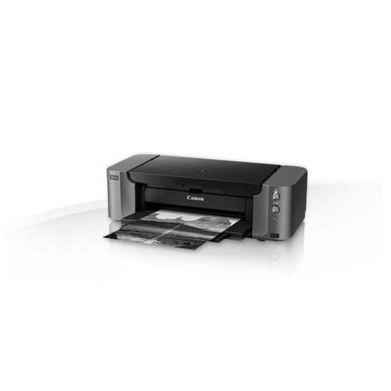Canon PIXMA Pro 10 Single Function Inkjet Printer Side