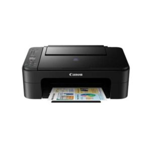 Canon Pixma E3170 Multifunction Printer Front