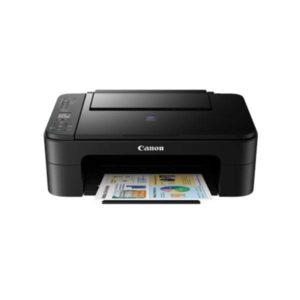 Canon Pixma E3170 Multifunction Printer Front