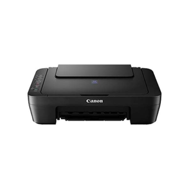 Canon Pixma E470 Multifunction Inkjet Printer Front