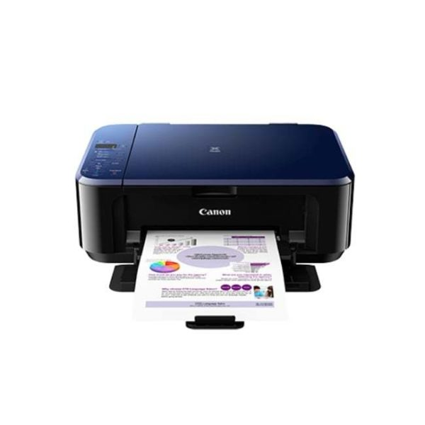 Canon Pixma E510 Multifunction Inkjet Printer Front