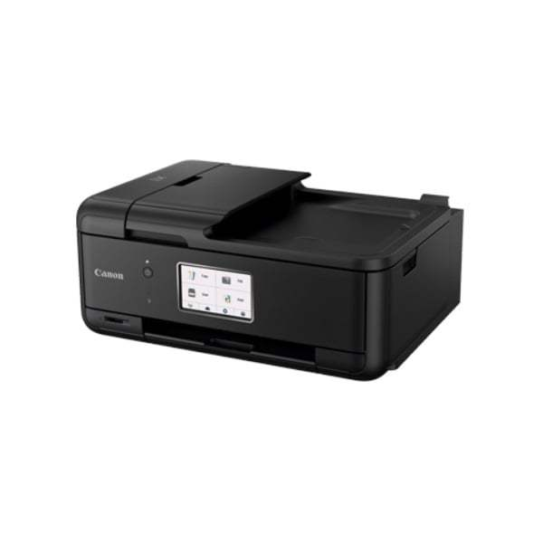 Canon Pixma TR8570 Multifunction Printer Side