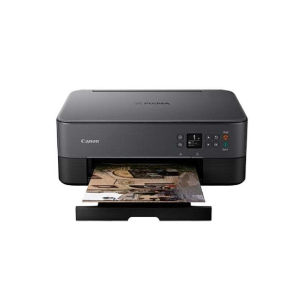 Canon Pixma TS5370 Multifunction Inkjet Printer Front Other