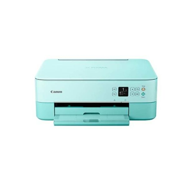Canon Pixma TS5370 Multifunction Inkjet Printer Green Front