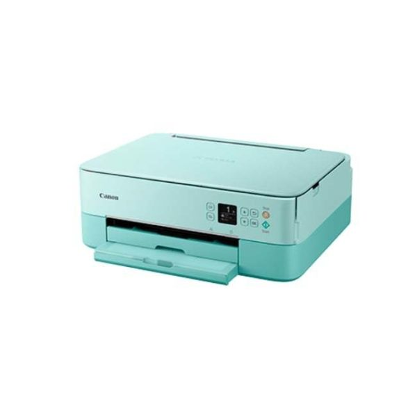 Canon Pixma TS5370 Multifunction Inkjet Printer Green Side