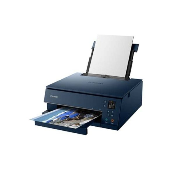 Canon Pixma TS6370 Multifunction Inkjet Printer Side