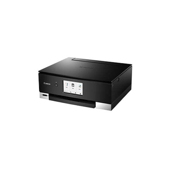Canon Pixma TS8270 Black Multifunction Printer Side