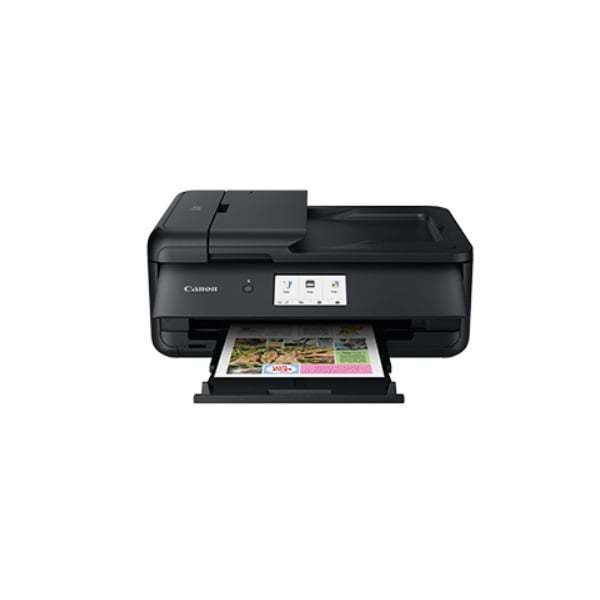 Canon Pixma TS9570 Multifunction Printer Front Other
